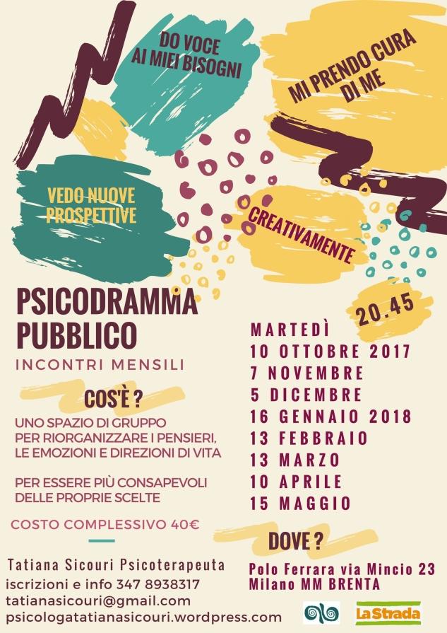 Psicodramma pubblico Polo Ferrara